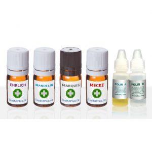 Complete Drug Test Kit (5-in-1 Bundle)