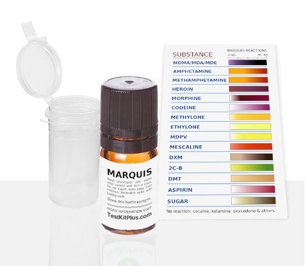 MDMA (Ecstasy/Molly) Test Kit