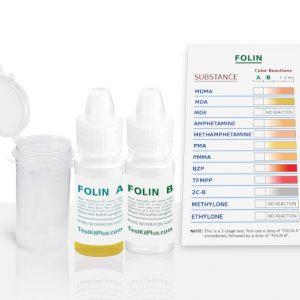 Piperazine (Folin) Test Kit